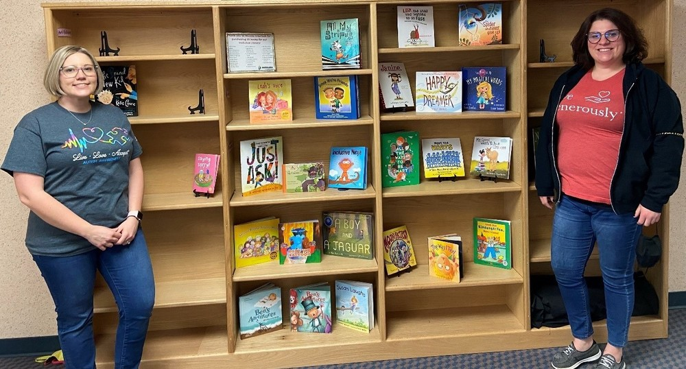 Northside opens Inclusive Library