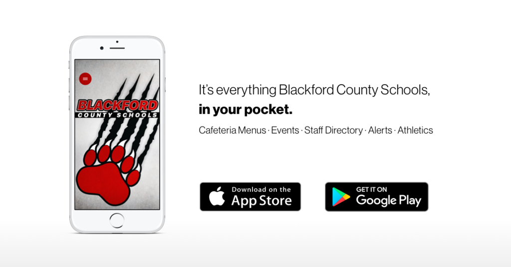 It's everything Blackford County Schools in your pocket.