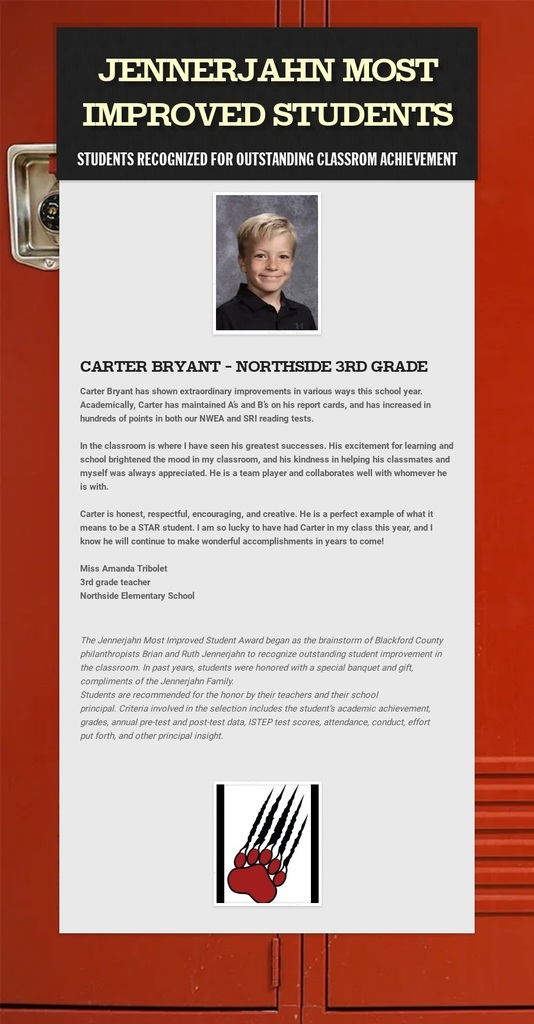 Photo and info about Carter Bryant