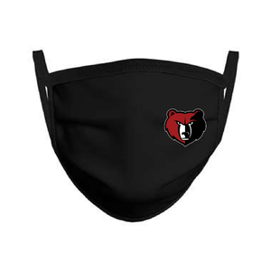 Student Face covering - black